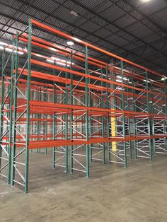 Newly installed warehouse storage system – FlexRack® pallet rack from Next Level. Warehouse, Pallet, Divider, Storage, Home Decor, Purse Storage, Shed Base, Decoration Home, Room Decor