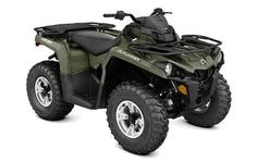 New 2016 Can-Am Outlander L DPS 450 ATVs For Sale in Missouri. Outlander L DPS 450