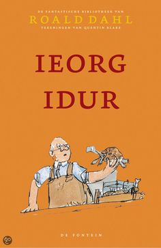 bol.com | Ieorg Idur, Roald Dahl | Boeken