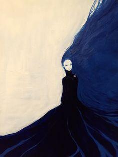 """ninifuni-365: """" blueness 004 """""""
