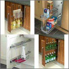 We have some spacesaving and stylish kitchen storage!   http://ow.ly/dtc930dAJ4Y