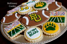Baylor Cookies