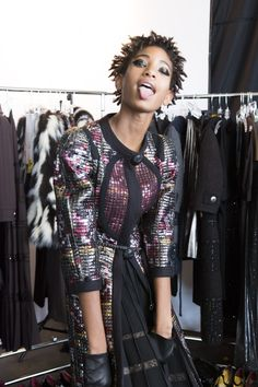 Behind the scenes with Willow Smith on our Fall '15 ad campaign