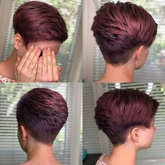 25 ideas for short pixie hairstyles for women frisuren frauen frisuren männer hair hair women Thin Hair Cuts, Short Hair Cuts For Women, Short Hairstyles For Women, Diy Hairstyles, Hairstyles 2018, Everyday Hairstyles, Short Cuts, Wedding Hairstyles, Straight Hair