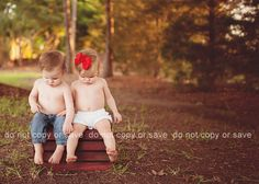 twins 1 one year photography  My photos