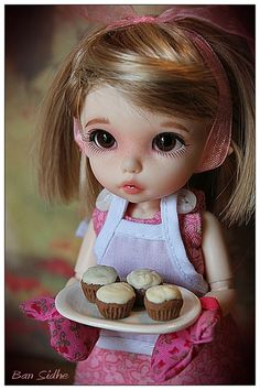 fairy cakes   Flickr - Photo Sharing!