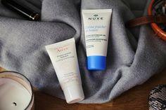 Battle de masques hydratants, Avène vs. Nuxe Nuxe, Creme, Shampoo, Personal Care, Lifestyle, Bottle, Beauty, Hydrating Mask, Organic Beauty