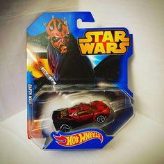 Hot Wheels Star Wars Darth Maul Super Car - CGW44 - NIP | Toys & Hobbies, Diecast & Toy Vehicles, Cars, Trucks & Vans | eBay!