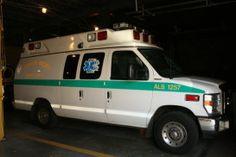 Central Bucks Ambulance and Rescue Squad, Squad 125, 135