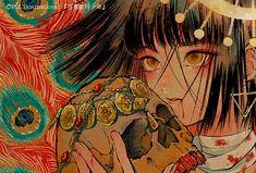 Aesthetic Anime, Aesthetic Art, Grafiti, Japan Art, Oriental, Anime Art Girl, Cool Artwork, Art Inspo, Fantasy Art