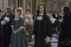 Louis Xiv Versailles, Versailles Tv Series, 17th Century Fashion, 18th Century, Rococo Fashion, Marie Antoinette, Costume Design, Favorite Tv Shows, Duke