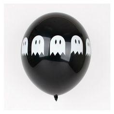 Balloon Pack - Halloween Ghosts