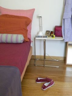 Therrace House 1, the bedroom