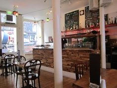 The Circus cafe - St Mary's Street. Enjoyed a very yummy mediterranean style brunch here.