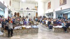 Celebración Eucarística de la presentación del Señor 7:00 Pm Parroquia Jesucristo Redentor.