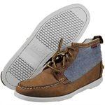 Sebago Mens BEACON Brown loafers shoes   B72532