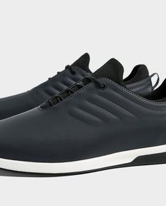 meet af02f 922df ZAPATO DEPORTIVO AZUL. Zapatos Adidas ...