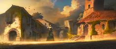 Image result for nathan fowkes concept art
