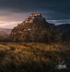 Dark Medieval Times by Enrico Fossati on Beautiful Castles, Beautiful Places, Great Places, Places To See, Palawan Island, Castles To Visit, Medieval Castle, Beautiful Islands, Great Pictures