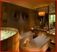 cool SPA AT HOME IDEAS