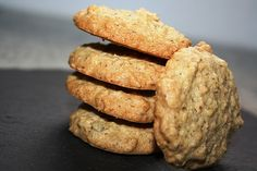 Oat Cookies - Oatmeal Cookies from Oatmeal Cookies, No Bake Cookies, No Bake Desserts, Biscotti, Food And Drink, Cooking Recipes, Sweets, Baking, Crepes