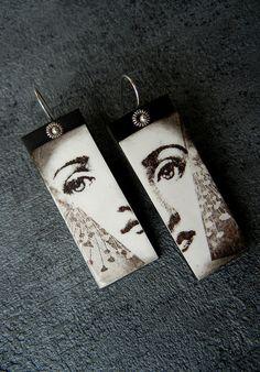 "Sonya's Polymer creations ""River Eyes"" Flickr"