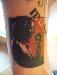 gridlocked tattoo by alex @ tattoofellas https://www.facebook.com/pages/Tattoofellas/149048941832170?sk=photos_stream&ref=page_internal