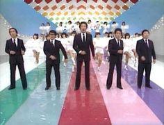 1977年~1998年『ドリフ大爆笑』フジテレビ 出演/ザ・ドリフターズ