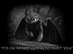 toothless edit (its a screemshot of the movie) by MizzIsAwesome.deviantart.com on @deviantART