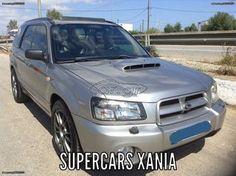 Subaru Forester 2,0 XT SUPERCARS XANIA '05 - 7.500 EUR
