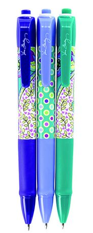 Vera Bradley click pen set #promotional pen Brought to you by ShopletPromos.com - promotional products for your business.
