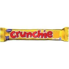 Cadbury Crunchie Bars, had these in Ireland.. honey deliciousness