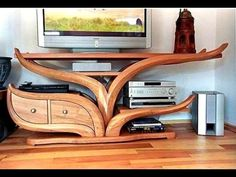 Over 20 Creative Wood Furniture Ideas 2016  Chair Bed Table Sofa
