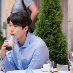 Memories of Alhambra Korean Celebrities, Korean Actors, Drama Korea, Korean Drama, Hyun Bin, Kdrama Actors, Gong Yoo, Handsome Actors, Beautiful Men