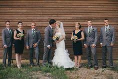 Amanda + Anders// Byron Colby Barn Wedding // Grayslake » M Lindsay Photography
