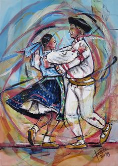 pucik / Pod Kráľovou hoľou Heart Of Europe, Dance The Night Away, Folklore, Hungary, Poland, The Past, Costumes, Traditional, History