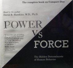 AUDIOBOOK - Power vs. Force - The Hidden Determinants of Human Behavior