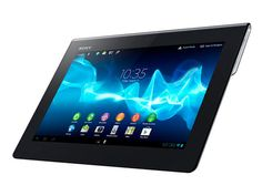 Sony Xperia Tablet S - Designed to make your life richer.