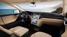 Model S Interior | teslamotors.com