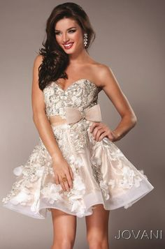 af3635b9a1ab Shop Jovani designer prom dresses at Simply Dresses. Short prom dresses