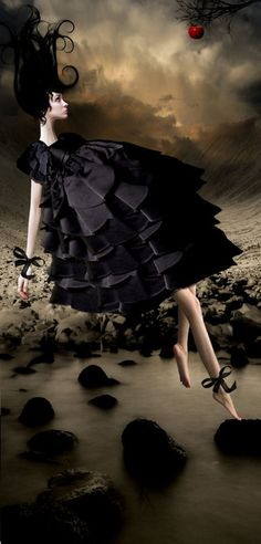 The End - Anna Majboroda