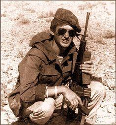 Afganistan1986 Soviet spetsnaz soldier (Wtf an M16A1?)