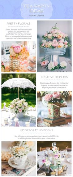 Mother's Day Tea Party Celebration Ideas: A Great Way to Make a Memorable Day for Mom! |