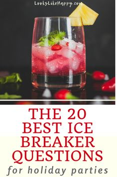 The 20 Best Ice Brea