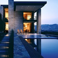 House Design, Modern Design, Sonoma Vineyard Residence by Aidlin Darling Architecture Design, Residential Architecture, Amazing Architecture, Contemporary Architecture, Contemporary Design, Contemporary Wallpaper, Contemporary Landscape, Contemporary Stairs, Contemporary Building
