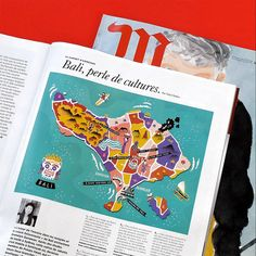 M - Le Monde - Antoine Corbineau • Illustration & Design