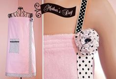 Spa Towel/Wrap (or swim cover up...) by hannahmnt
