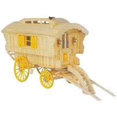 Match Craft Ledge Caravan Matchstick Kit - available from Hobbies, the UK's favourite online hobby store!