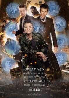Great Men by willbrooks