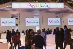 Andalucía destino presente en las principales ferias del sector turístico.